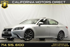 2014 Lexus GS 350  Carfax Report - No Accidents  Damage Reported to CARFAX  Liquid Platinum S