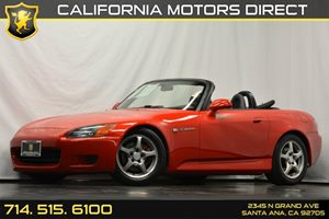 2001 Honda S2000  Carfax Report - No Accidents  Damage Reported to CARFAX Convenience  Cruise C