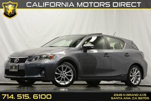 2013 Lexus CT 200h Hybrid Carfax 1-Owner Audio  Auxiliary Audio Input Convenience  Automatic H
