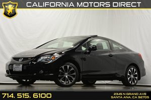 2013 Honda Civic Cpe Si Carfax Report - No Accidents  Damage Reported to CARFAX 4-Wheel Anti-Loc