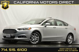 2014 Ford Fusion SE Carfax 1-Owner Audio  Auxiliary Audio Input Convenience  Automatic Headlig