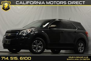 2013 Chevrolet Equinox LS Carfax 1-Owner - No Accidents  Damage Reported to CARFAX Audio  Auxil