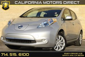 2013 Nissan LEAF S Carfax 1-Owner - No Accidents  Damage Reported to CARFAX 4-Wheel Anti-Lock Br