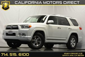 2011 Toyota 4Runner SR5 Carfax Report Audio  Auxiliary Audio Input Convenience  Automatic Head