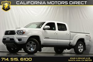 2015 Toyota Tacoma PreRunner Carfax 1-Owner Audio  Auxiliary Audio Input Convenience  Automati
