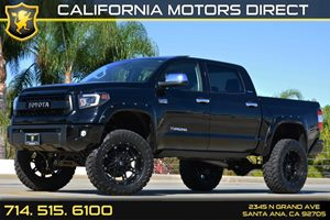 2015 Toyota Tundra Truck Limited Edition Carfax Report - No Accidents  Damage Reported to CARFAX