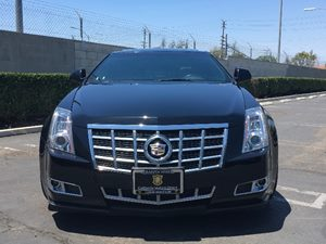 2014 Cadillac CTS Coupe Performance Carfax 1-Owner Audio  Auxiliary Audio Input Audio  Premium
