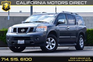 2012 Nissan Armada SV Carfax Report - No Accidents  Damage Reported to CARFAX 8 Cylinders Audio