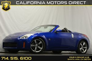 2007 Nissan 350Z Touring Carfax Report - No Accidents  Damage Reported to CARFAX 5-Speed Automat