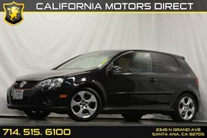 2009 Volkswagen GTI  Carfax 1-Owner - No Accidents  Damage Reported to CARFAX 4-Wheel Anti-Lock