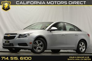 2014 Chevrolet Cruze 1LT Carfax 1-Owner - No Accidents  Damage Reported to CARFAX Audio  Satell