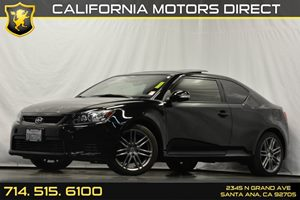 2013 Scion tC  Carfax 1-Owner - No Accidents  Damage Reported to CARFAX Anti-Lock Brake System