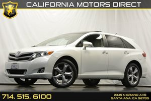 2013 Toyota Venza LE Carfax 1-Owner 4-Wheel Independent Macpherson Strut Suspension -Inc Front