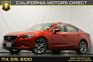 2015 Mazda Mazda6 i Grand Touring Carfax 1-Owner Audio  Auxiliary Audio Input Audio  Premium S