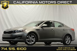 2013 Kia Optima EX Carfax Report - No Accidents  Damage Reported to CARFAX 4-Wheel Anti-Lock Bra