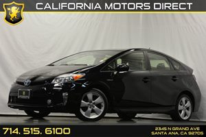 2014 Toyota Prius Three Carfax 1-Owner Audio  Auxiliary Audio Input Convenience  Automatic Hea
