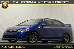 2008 Honda Civic Sdn MUGEN Si Carfax Report - No Accidents  Damage Reported to CARFAX Audio  Au