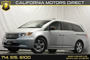 2013 Honda Odyssey Touring Carfax 1-Owner - No Accidents  Damage Reported to CARFAX 4-Wheel Anti