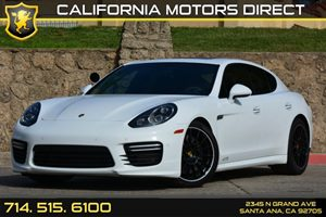 2015 Porsche Panamera GTS Carfax 1-Owner - No Accidents  Damage Reported to CARFAX Audio  Auxil