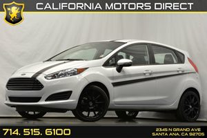 2014 Ford Fiesta SE Carfax 1-Owner Audio  Auxiliary Audio Input Convenience  Automatic Headlig
