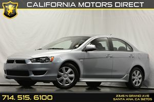 2013 Mitsubishi Lancer ES Carfax 1-Owner - No Accidents  Damage Reported to CARFAX 4-Wheel Anti-