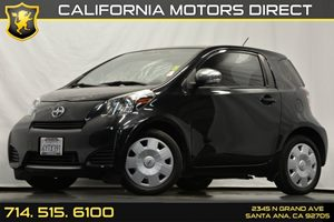 2012 Scion iQ  Carfax 1-Owner - No Accidents  Damage Reported to CARFAX Audio  Auxiliary Audio