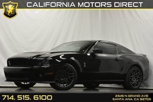 2013 Ford Mustang Shelby GT500 Carfax Report - No Accidents  Damage Reported to CARFAX 4-Wheel A