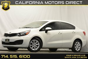 2012 Kia Rio LX Carfax 1-Owner - No Accidents  Damage Reported to CARFAX Active Eco System Anti