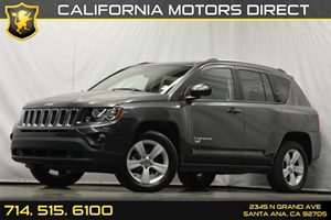 2015 Jeep Compass Sport Carfax 1-Owner Audio  Auxiliary Audio Input Displacement  24L Engine