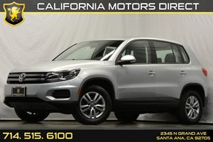 2013 Volkswagen Tiguan S Carfax 1-Owner - No Accidents  Damage Reported to CARFAX 20L Tsi Turbo