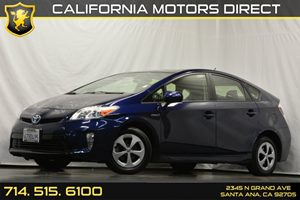 2013 Toyota Prius Two Carfax 1-Owner - No Accidents  Damage Reported to CARFAX 4-Wheel Anti-Lock