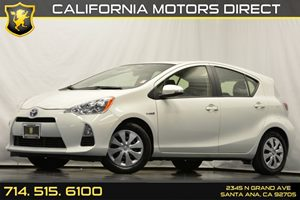 2013 Toyota Prius c Two Carfax 1-Owner 4-Wheel Anti-Lock Braking System Abs WElectronic Brake-