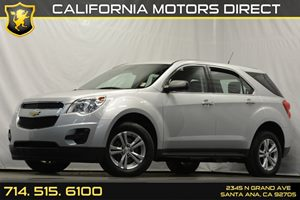 2013 Chevrolet Equinox LS Carfax 1-Owner 4 Cylinders Air Conditioning  AC Audio  Auxiliary A