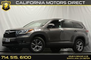 2015 Toyota Highlander LE Plus Carfax 1-Owner - No Accidents  Damage Reported to CARFAX Audio