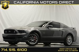 2013 Ford Mustang GT Carfax 1-Owner - No Accidents  Damage Reported to CARFAX 4-Wheel Anti-Lock