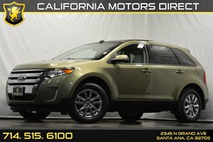 2013 Ford Edge SEL Carfax 1-Owner Air Conditioning  AC Audio  Auxiliary Audio Input Convenie