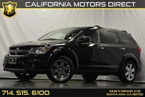 2012 Dodge Journey Crew Carfax 1-Owner 6 Cylinders Air Conditioning  AC Audio  Auxiliary Aud
