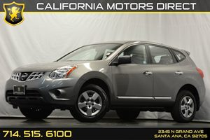 2013 Nissan Rogue S Carfax 1-Owner 4 Cylinders Air Conditioning  AC Audio  Auxiliary Audio I