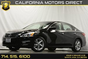 2013 Nissan Altima 25 SV Carfax 1-Owner - No Accidents  Damage Reported to CARFAX 4-Wheel Anti-