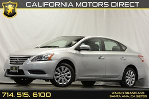 2014 Nissan Sentra S Carfax 1-Owner - No Accidents  Damage Reported to CARFAX Audio  Auxiliary