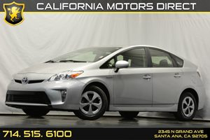 2013 Toyota Prius One Carfax 1-Owner 4-Wheel Anti-Lock Braking System Abs -Inc Electronic Brak