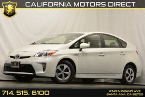 2015 Toyota Prius Two Carfax 1-Owner - No Accidents  Damage Reported to CARFAX Convenience  Aut
