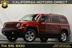 2014 Jeep Patriot Latitude Carfax 1-Owner - No Accidents  Damage Reported to CARFAX Air Conditio