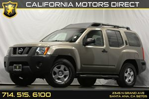 2007 Nissan Xterra S Carfax 1-Owner - No Accidents  Damage Reported to CARFAX Air Conditioning