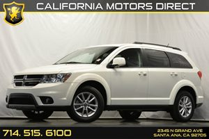 2015 Dodge Journey SXT Carfax 1-Owner - No Accidents  Damage Reported to CARFAX Audio  Auxiliar
