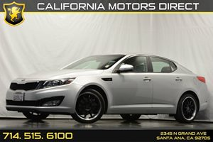 2013 Kia Optima LX Carfax Report 4-Wheel Anti-Lock Brakes Abs Audio  Auxiliary Audio Input A