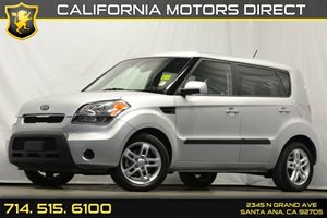 2011 Kia Soul  Carfax Report Anti-Lock Brakes Abs -Inc Electronic Brake-Force Distribution E
