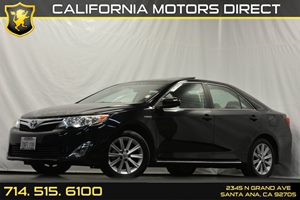 2012 Toyota Camry Hybrid XLE Carfax 1-Owner 4-Wheel Anti-Lock Brake System -Inc Electronic Brake