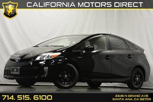 2014 Toyota Prius Three Carfax Report Audio  Auxiliary Audio Input Brakes  Anti-Lock Brakes A