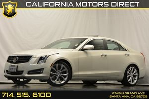 2013 Cadillac ATS Premium Carfax 1-Owner - No Accidents  Damage Reported to CARFAX Audio  Premi